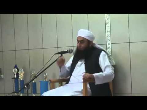 kaainaat ka nizam aur allah ki taqat-Maulana tariq jameel new bayan 2013