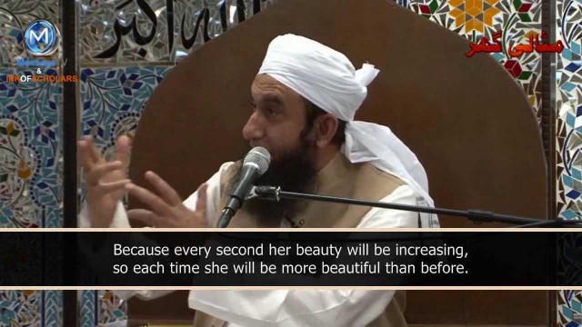 Unlimited beauty- Maulana Tariq Jameel