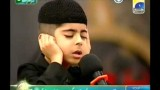 World Youngest Qari Reciting Quran . Masha'Allah!