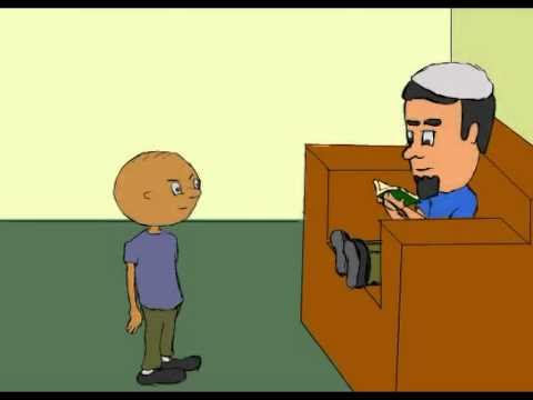 Islamic Kids Cartoon – Be patient