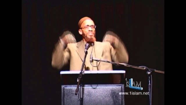 Khalid Yasin – The Purpose Of Life 1 (Part 2 of 3)