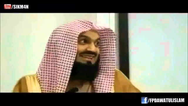 Mufti Menk – Drop The Arrogance || The Parrot