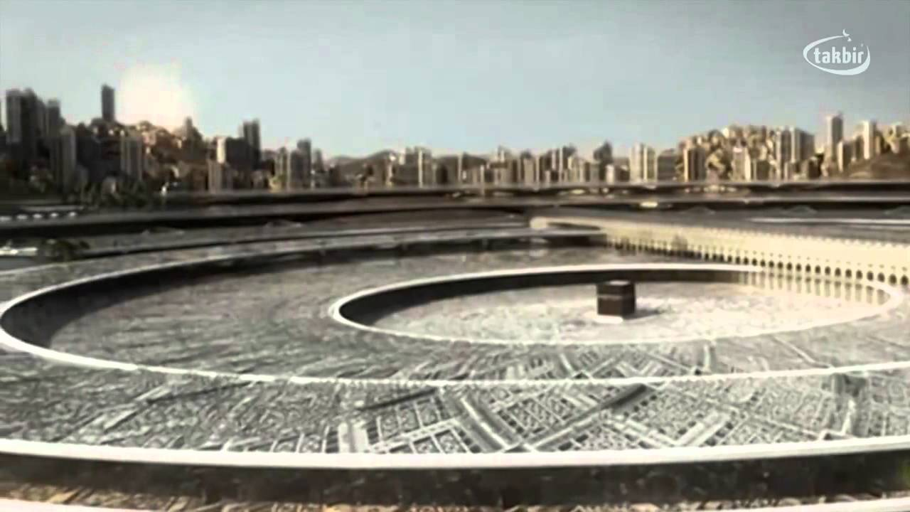 Mecca proposed project for 2020 Masjid al Haram Modern ...