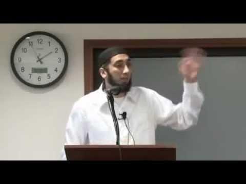 Don't Look Down On People – Nouman Ali Khan