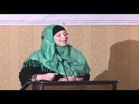 Lauren Booth – My Journey to Islam – UMAA Convention 2012