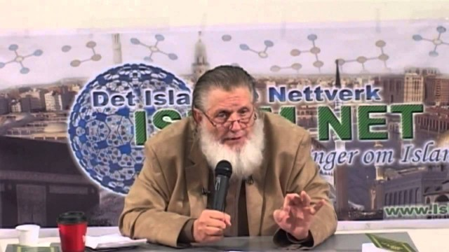 Jesus – Man, Myth or God – Yusuf Estes in Public Lecture