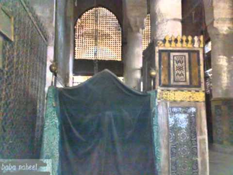 Real and inside tomb of Prophet Muhammad (PBUH)