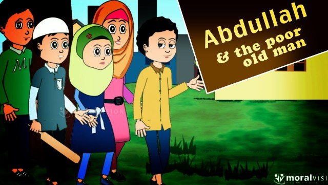 Abdullah and the needy old man