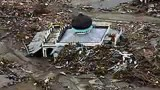 Tsunami mosques Miracle of Allah!