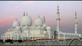 Sheikh Zayed Grand Mosque, Abu Dhabi, United Arab Emirates (video)