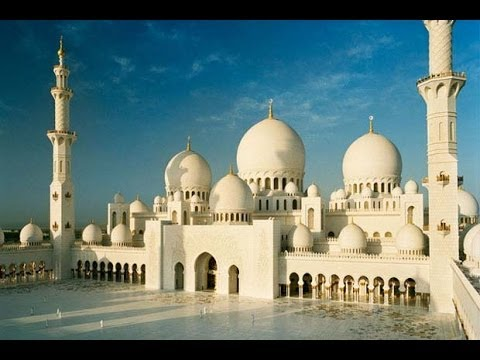 Worlds Grandest Mosque, Sheikh Zayed Grand Mosque, Abu Dhabi *HD* 2013 جامع الشيخ زايد الكبير