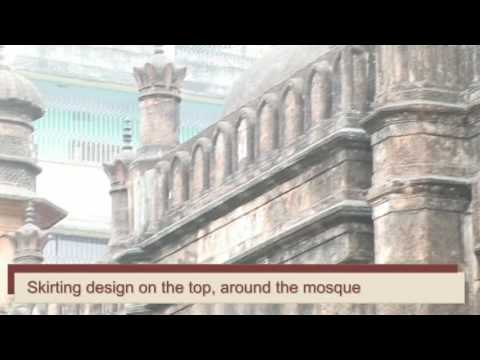 Historical Sites of Bangladesh, Khan Mohammed Mridha Mosque, Lalbagh, Dhaka