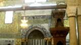 Inside of Masjid Al-Aqsa