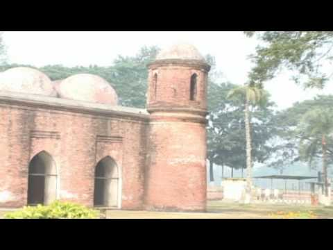 Historical Sites of Bangladesh, Shait Gumbad Mosque (60-domed Mosque), Bagerhat