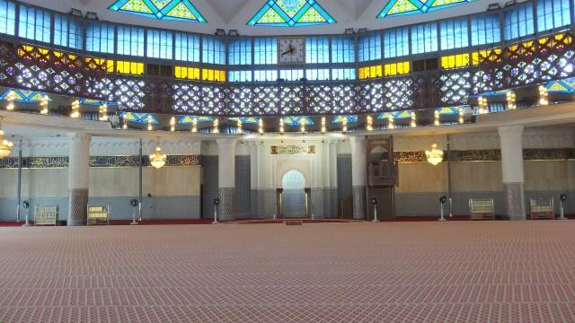 Mosque of Malaysia – Kuala Lumpur