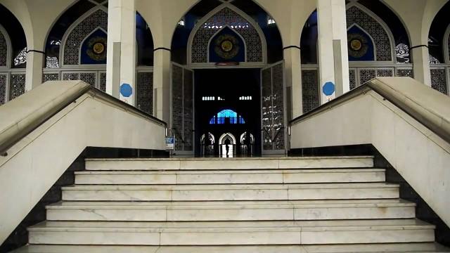 Blue Mosque, Malaysia