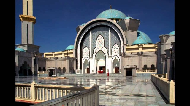Magnificent Mosques of the World
