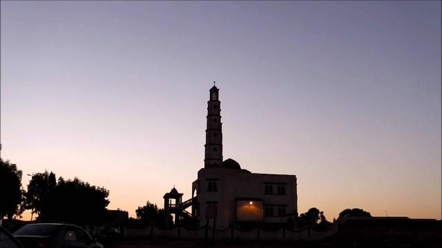 Mosques around the world, Mosquées autour du monde N°16 Mostaganem
