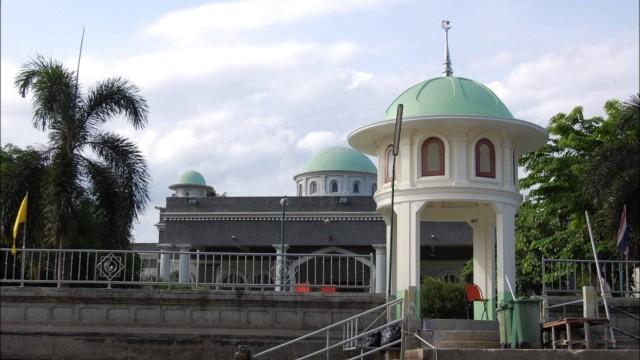 Mosquées Thailande
