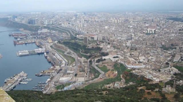 Mosques around the world, Mosquées autour du monde N°9 Oran Algérie