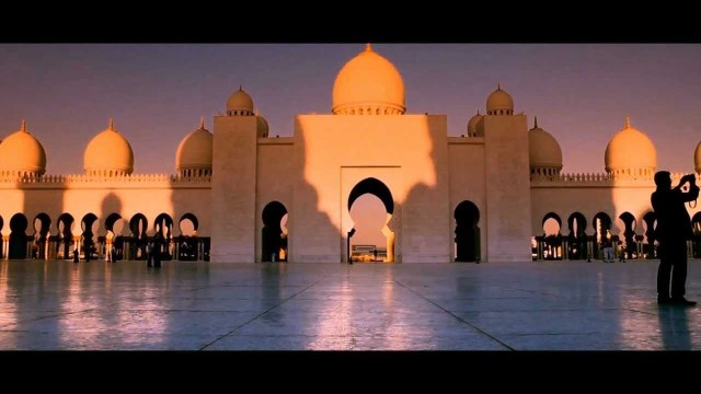 Abu Dhabi | Sheikh Zayed Grand Mosque [HD]