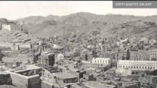 Hajj in the year 1885