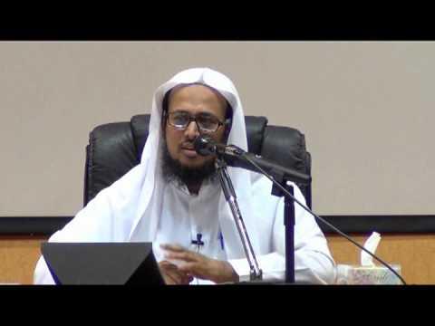 Taharat ke Masail by sheikh Yasir Al Jabri class 2 of 3