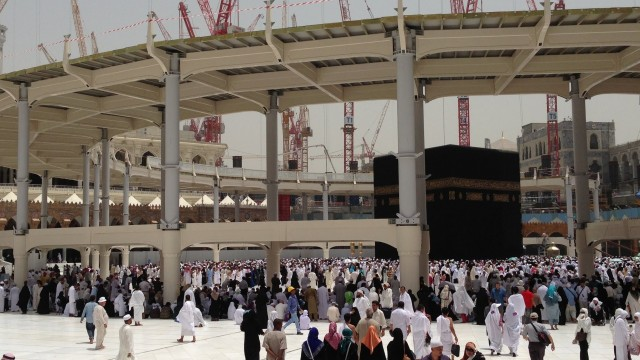 Mecca & Madina Full Journey