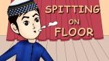Spitting Etiquette – Cleanliness islamic cartoons for Children – Abdul Bari Etiquette