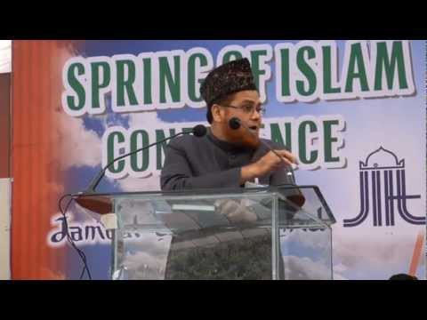 Spring Of Islam Conference, Social Activists Session